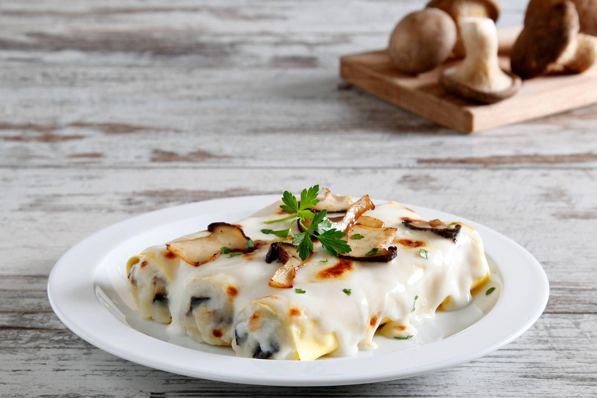 Cannelloni Patate e Funghi - Parmalat