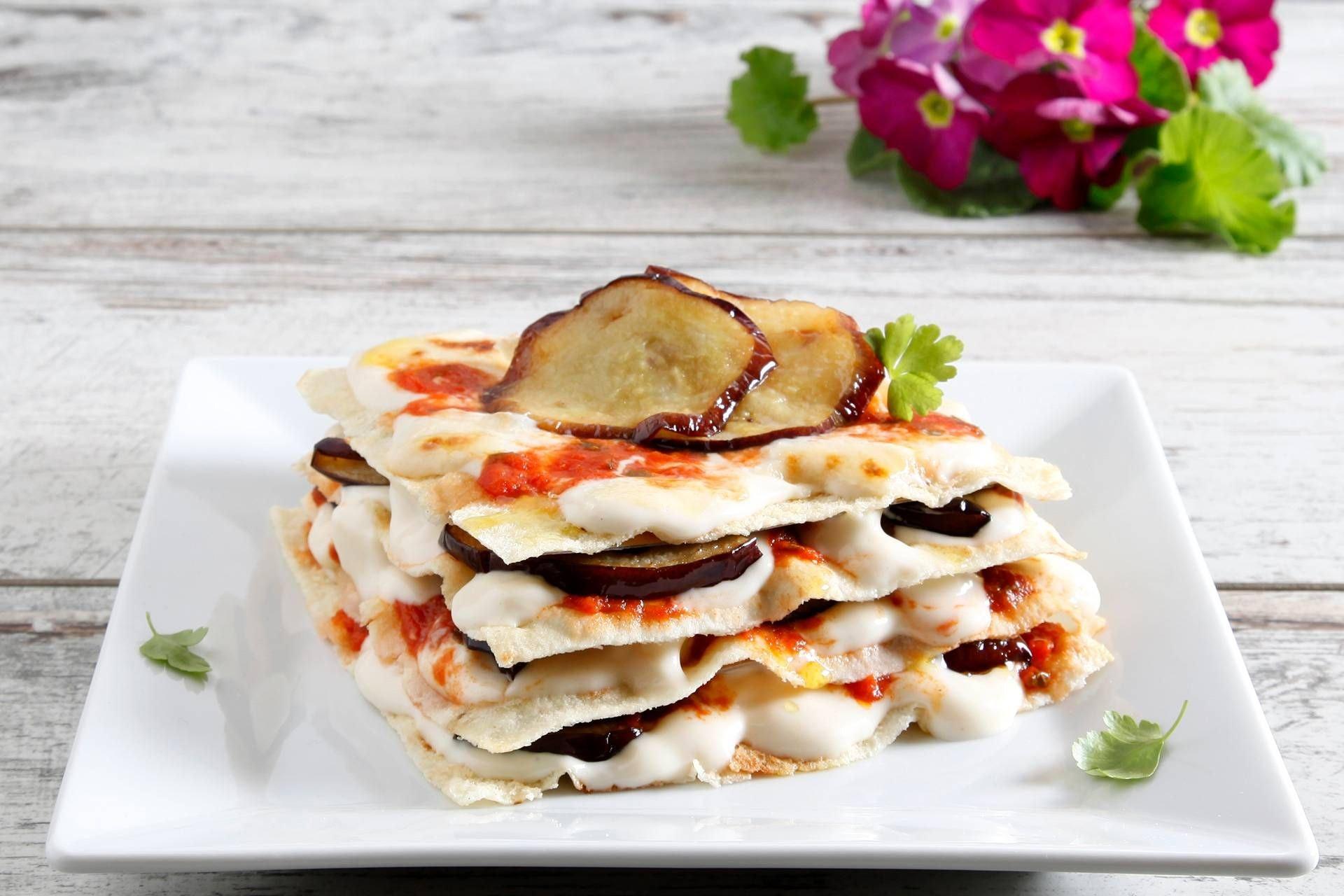 Lasagne di pane carasau - Parmalat