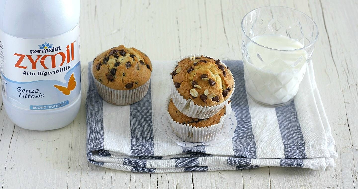 Cookies muffin - Parmalat