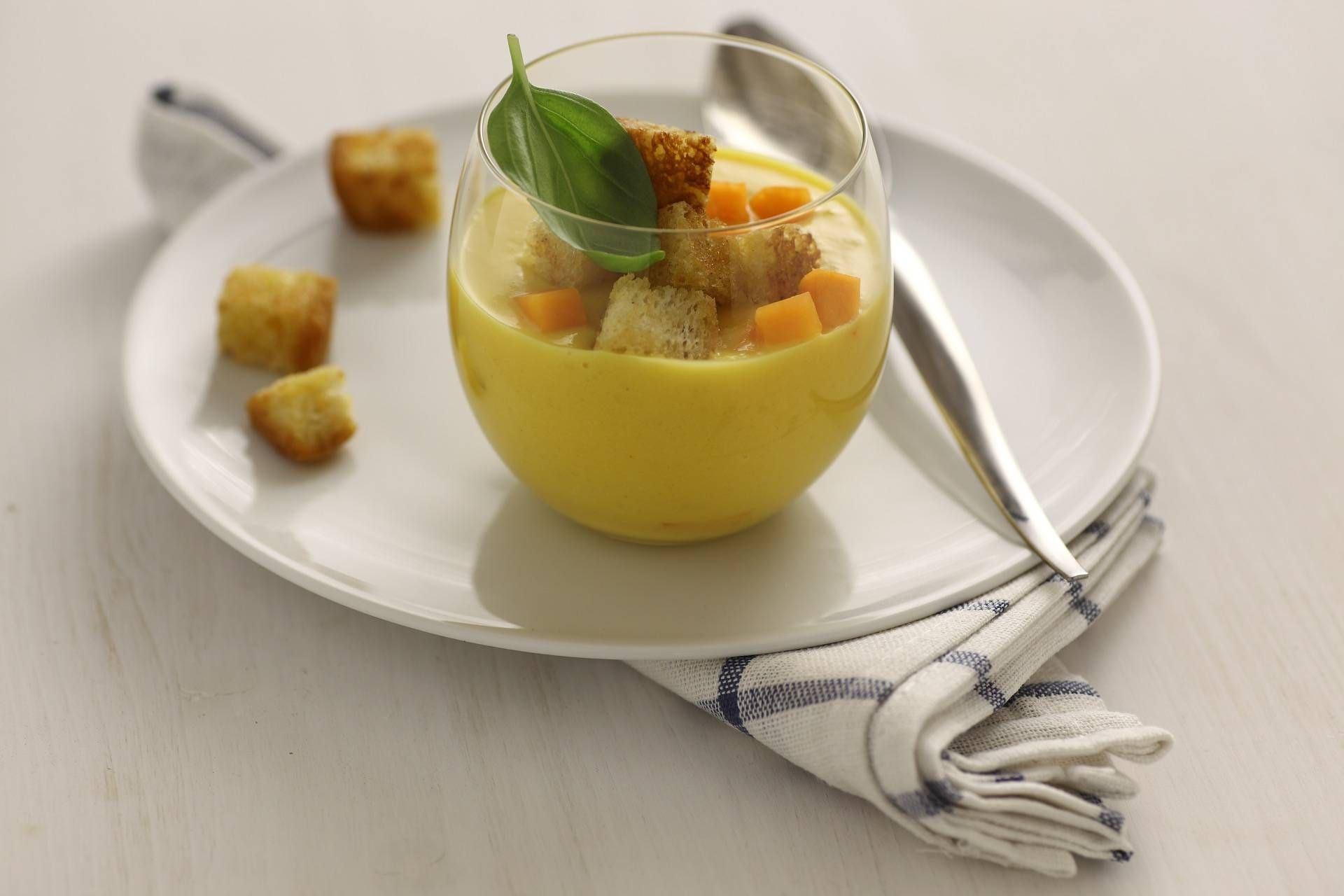 Crema di zucca e patate - Parmalat