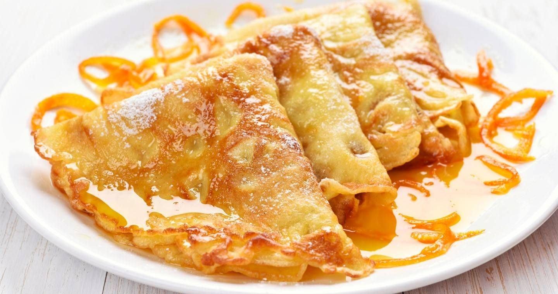 Crepes suzettes - Parmalat