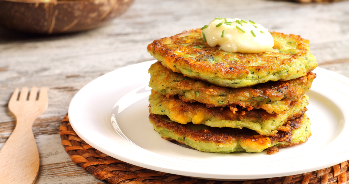 Crêpes con zucchine - Parmalat