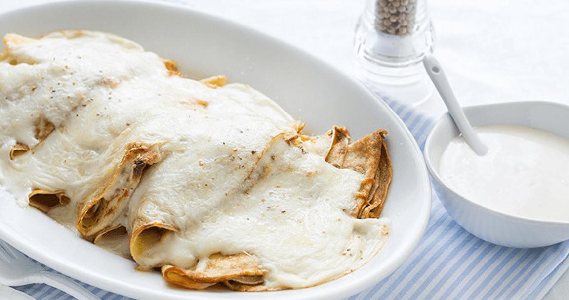 Crespelle messicane - Parmalat