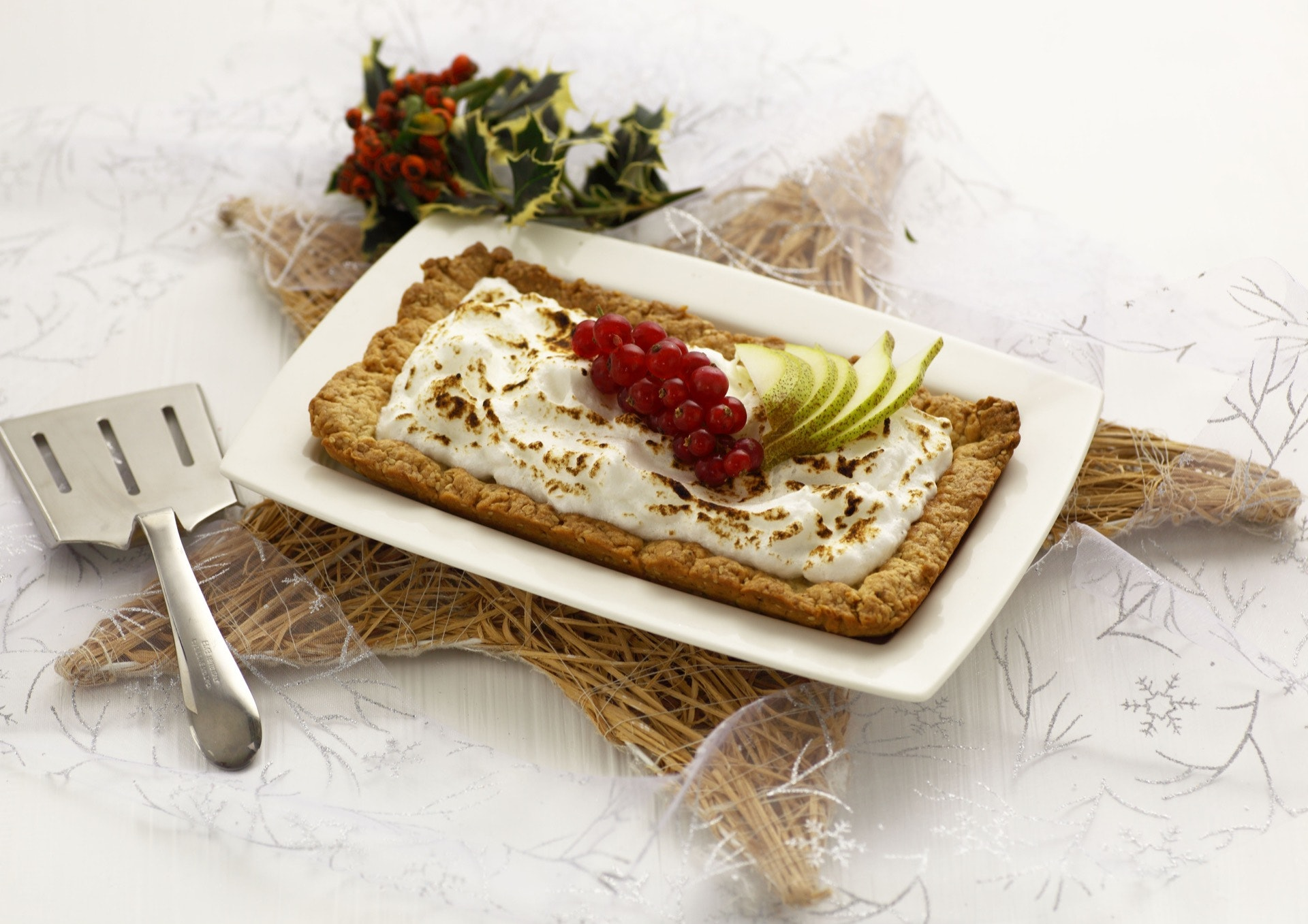 Crostata sesamo e mascarpone - Parmalat