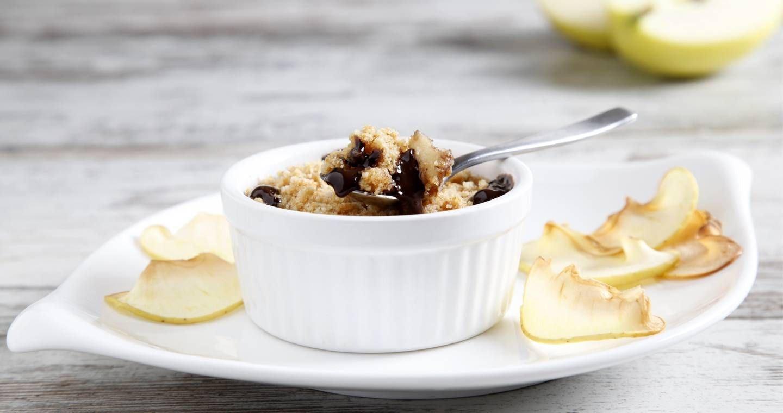 Crumble di mele - Parmalat
