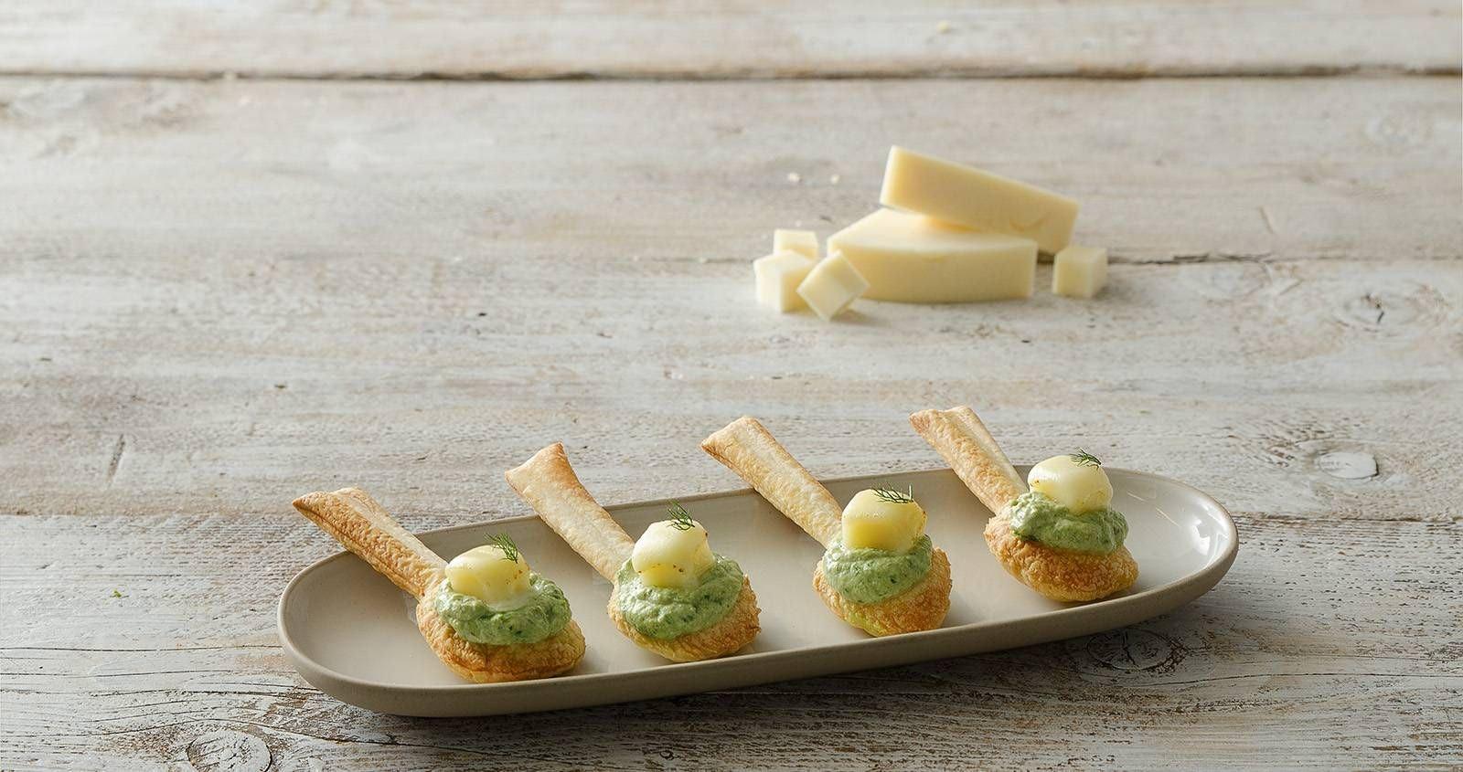 Cucchiaini di Pasta Sfoglia - Parmalat