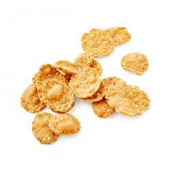 Fiocchi di cereali tostati