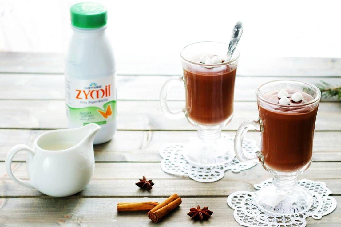 Cioccolata calda speziata - Parmalat