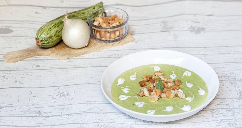 Vellutata di zucchine - Parmalat