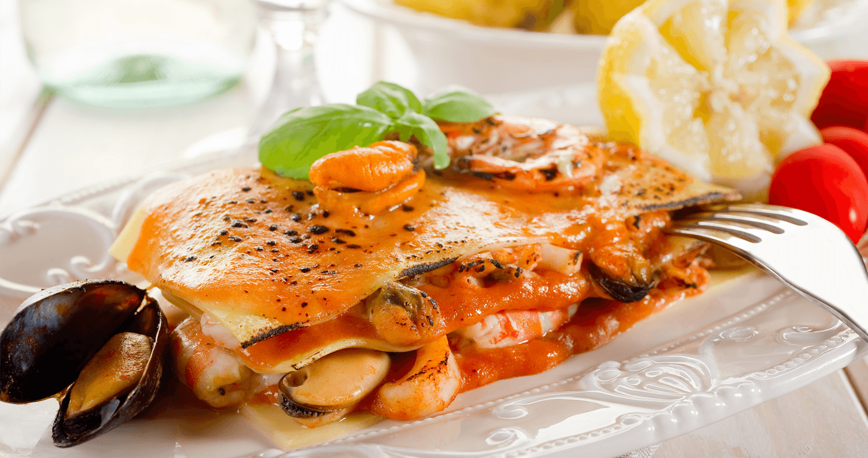 Lasagne senza glutine patate e cozze - Parmalat