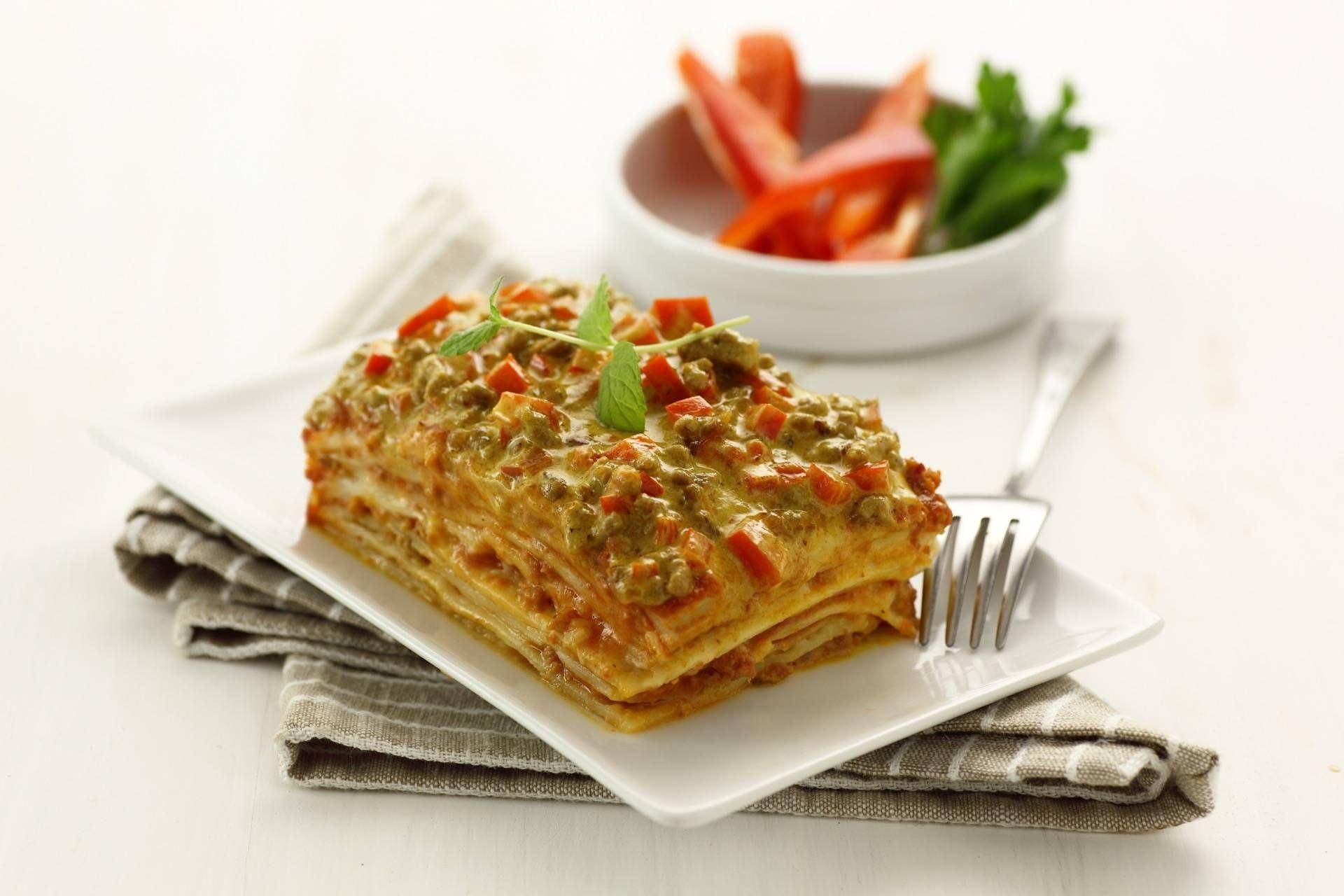 Lasagna verde - Parmalat