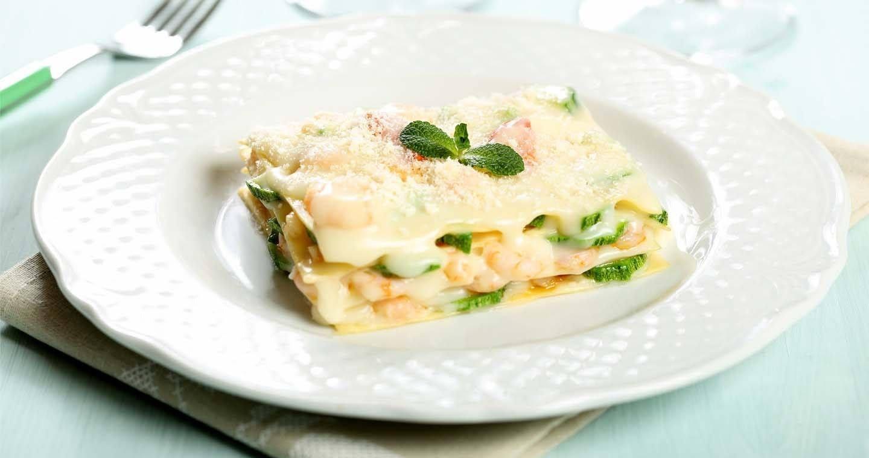Lasagne al pesce - Parmalat