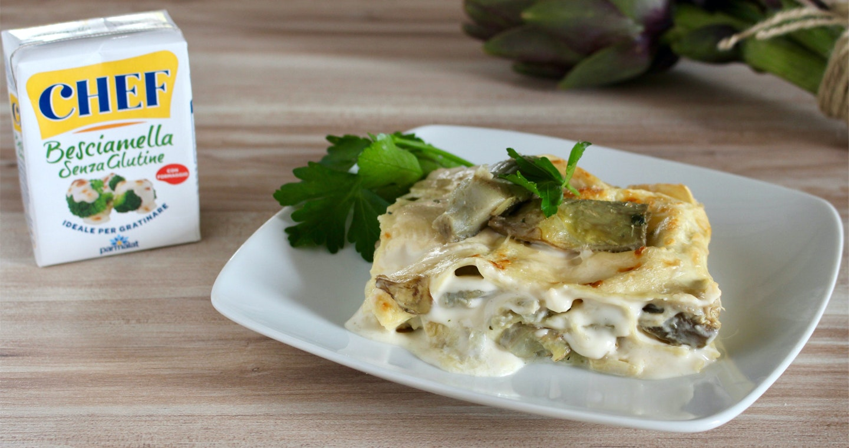 Lasagne ai carciofi - Parmalat