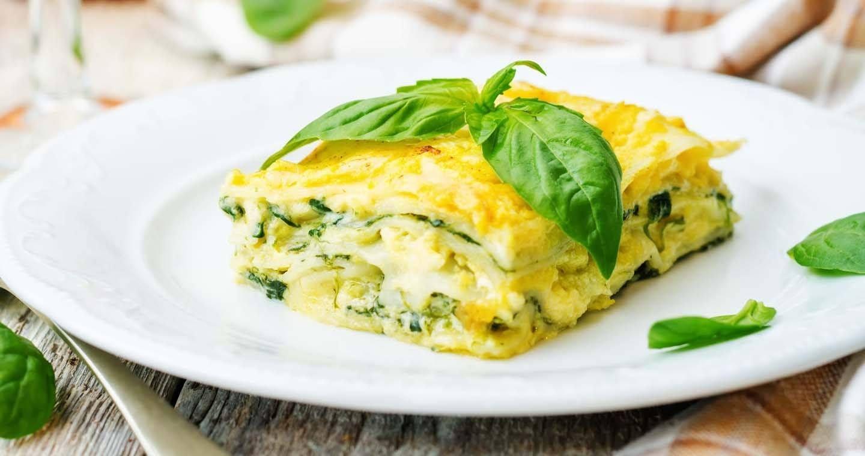 Lasagne di spinaci - Parmalat
