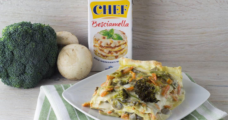 Lasagne Vegetariane - Parmalat