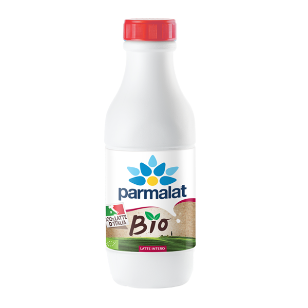 Latte Parmalat UHT intero Biologico 100% d'Italia