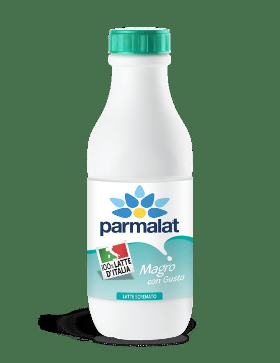 Latte Magro con Gusto 100% d'Italia