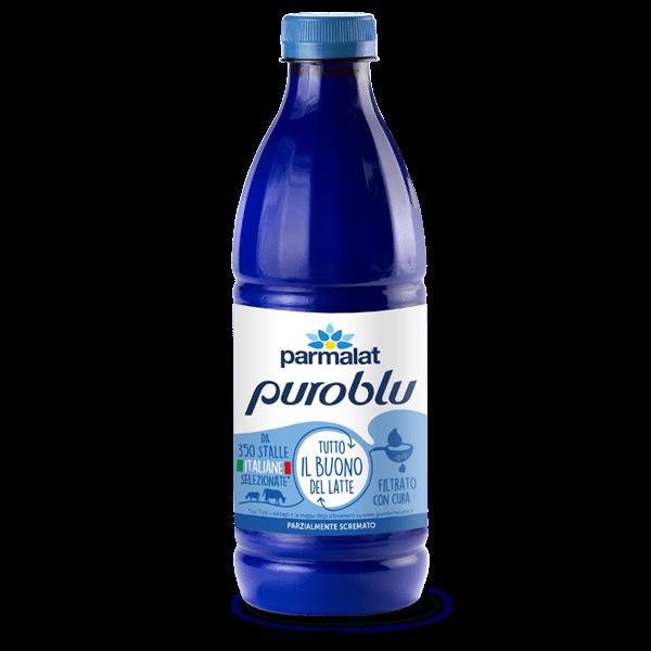 Latte PuroBlu Parzialmente Scremato