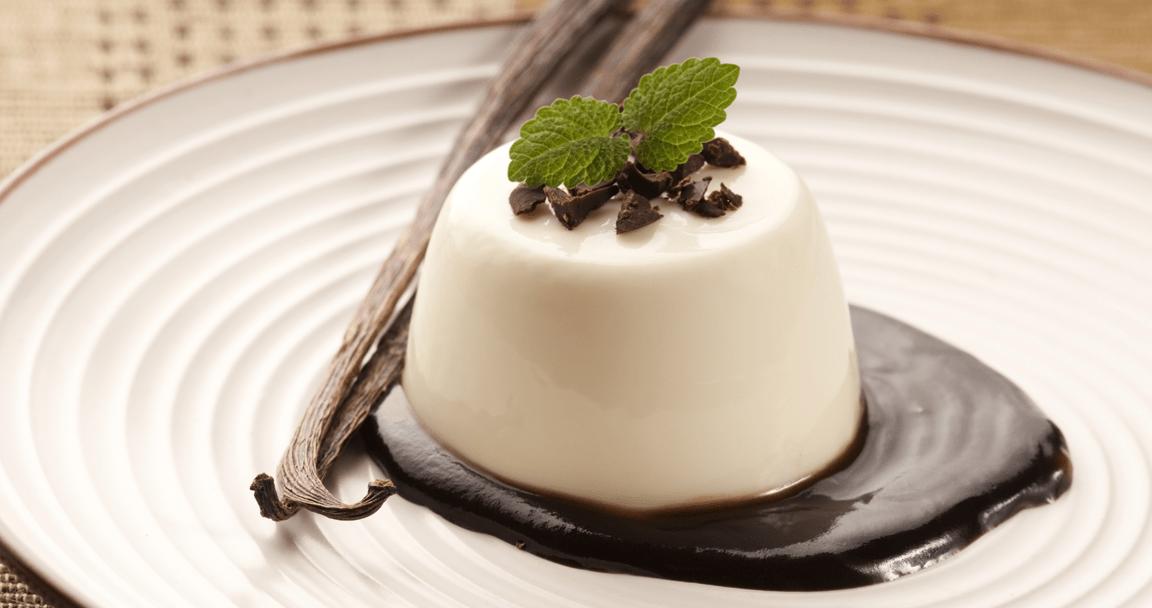 Panna cotta alla liquirizia - Parmalat