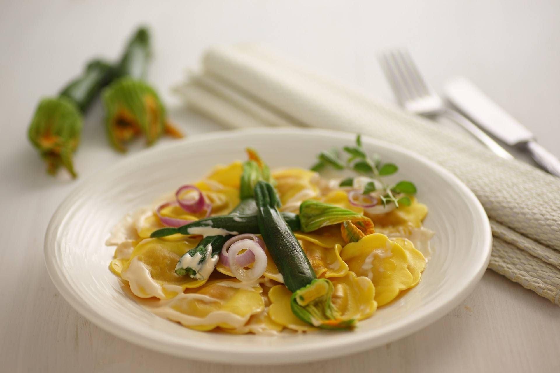 Margherite ai fiori di zucca - Parmalat