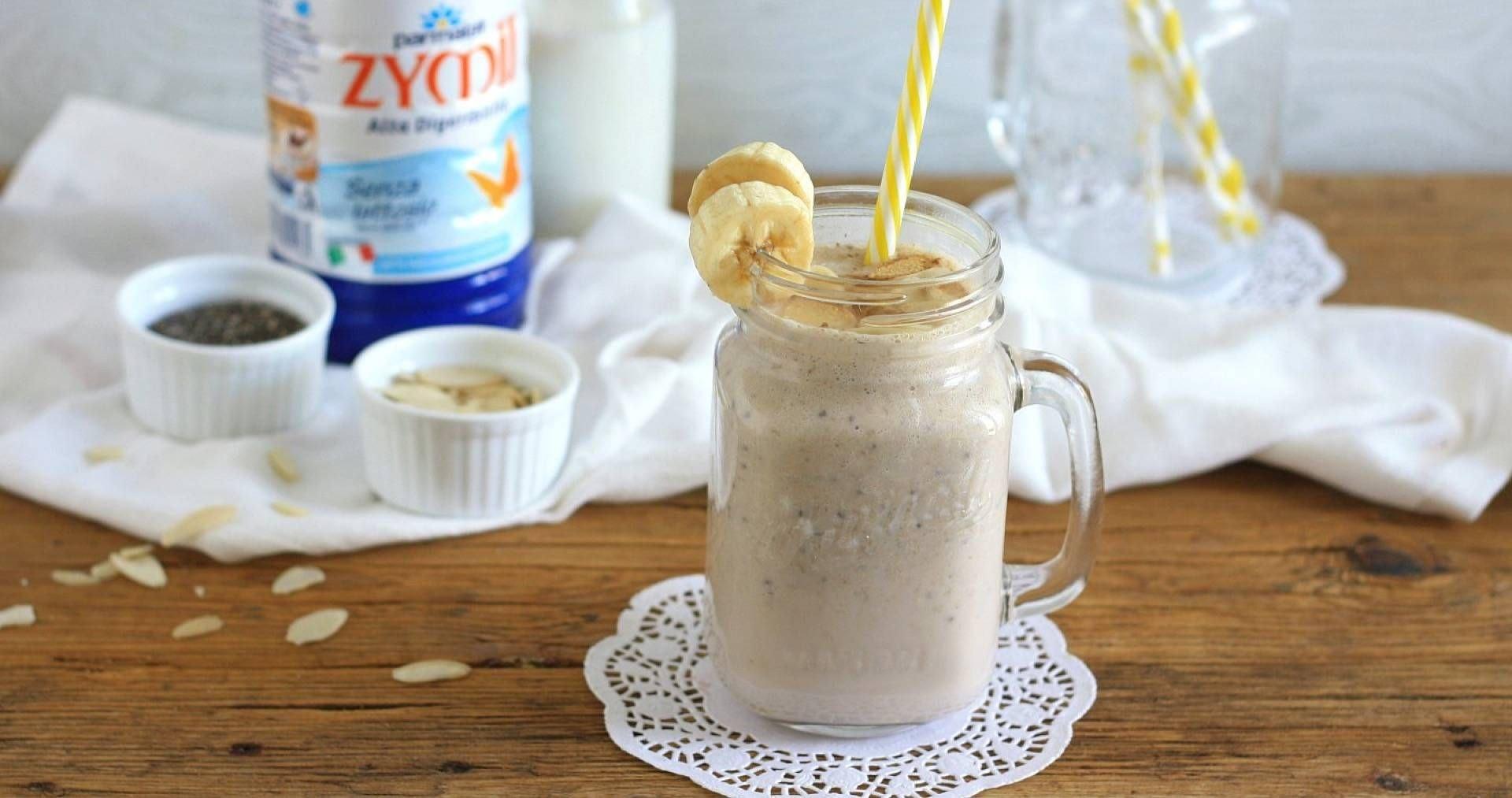 Milkshake alla banana - Parmalat