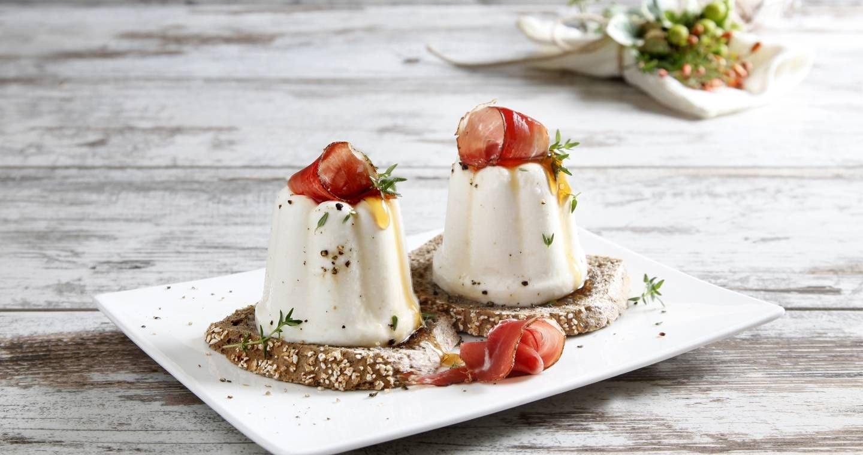 Mousse di ricotta e miele - Parmalat