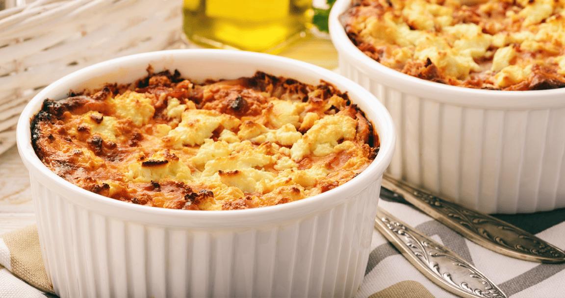 Pasta al forno con mozzarella - Parmalat