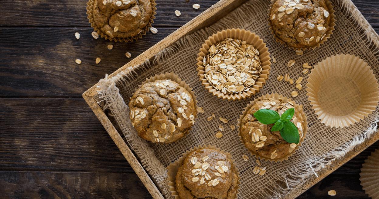 Muffin salati senza lattosio - Parmalat