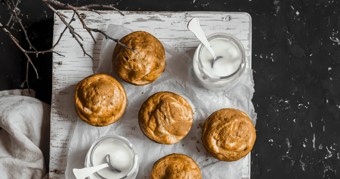 Muffin allo yogurt - Parmalat