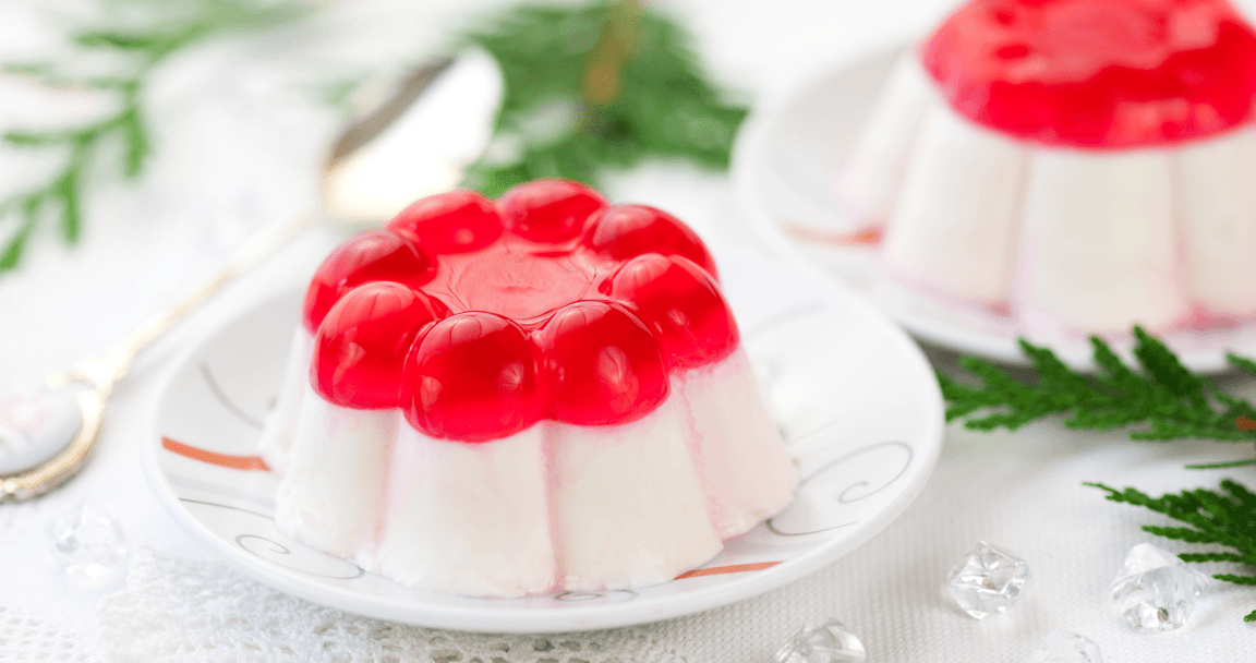 Panna cotta natalizia - Parmalat