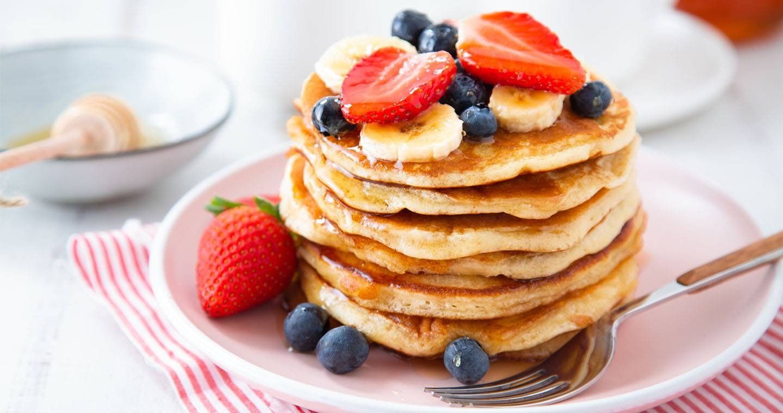 Pancake di avena - Parmalat