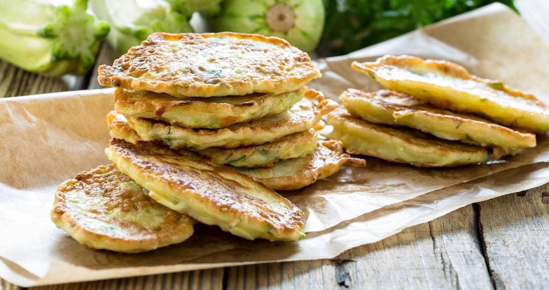 Pancake di zucchine - Parmalat