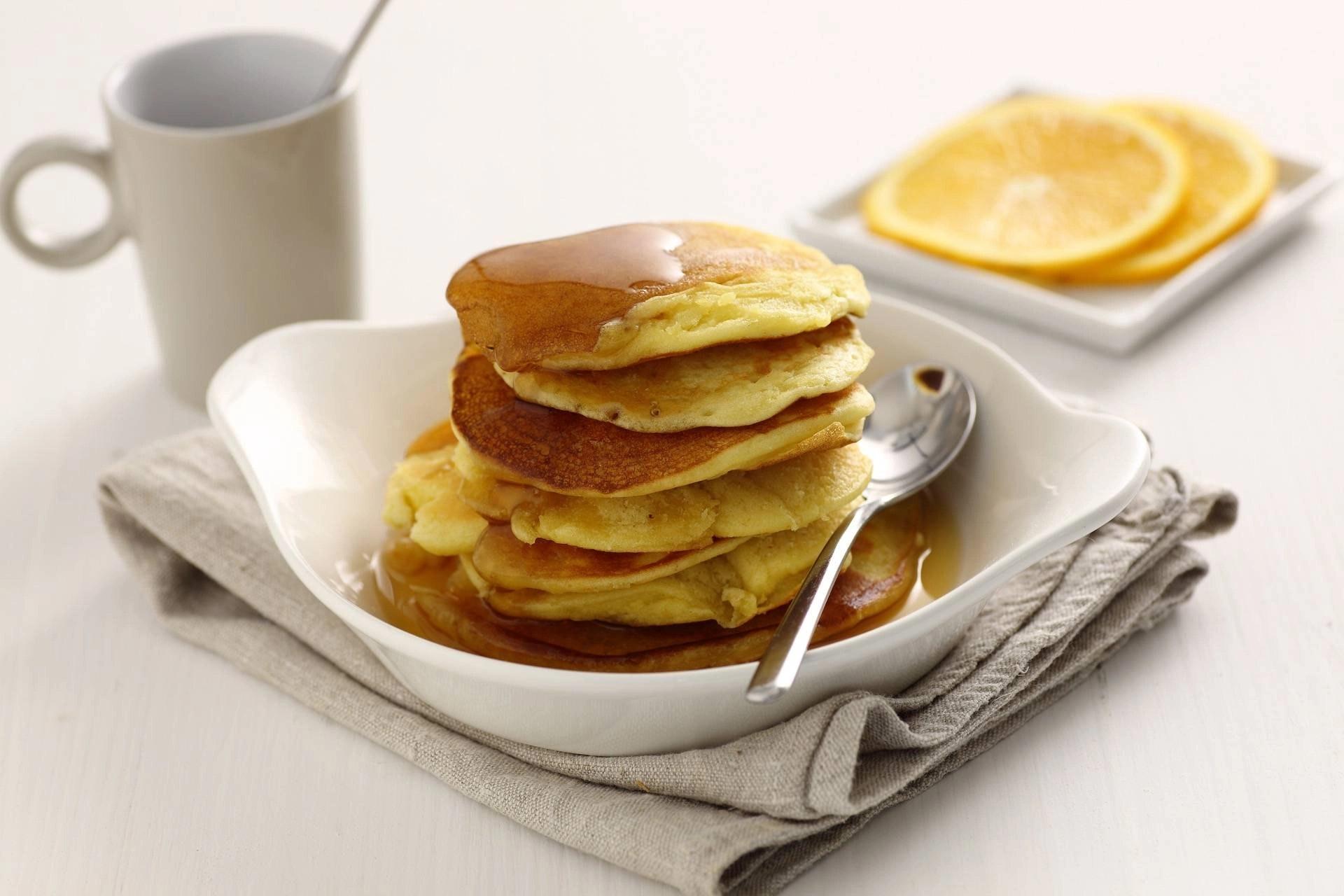 Pancake allo sciroppo d'acero - Parmalat