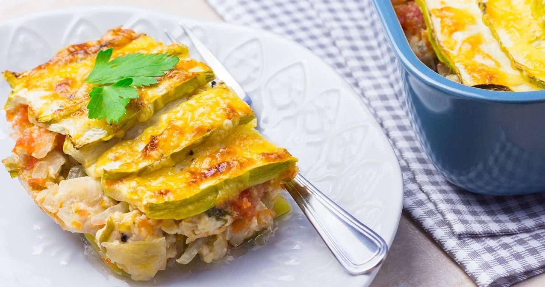 Parmigiana di zucchine - Parmalat