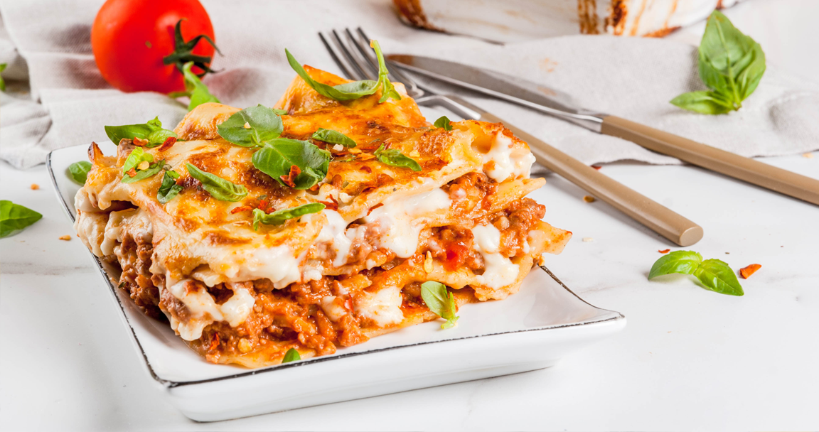 Pasticcio di lasagne - Parmalat