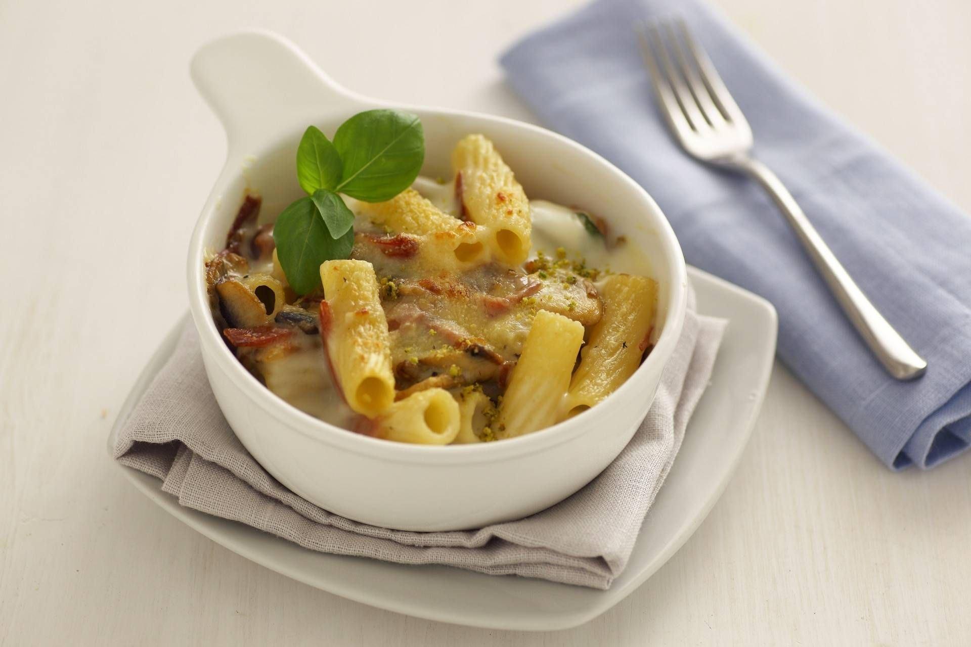 Pasticcio di tortiglioni - Parmalat