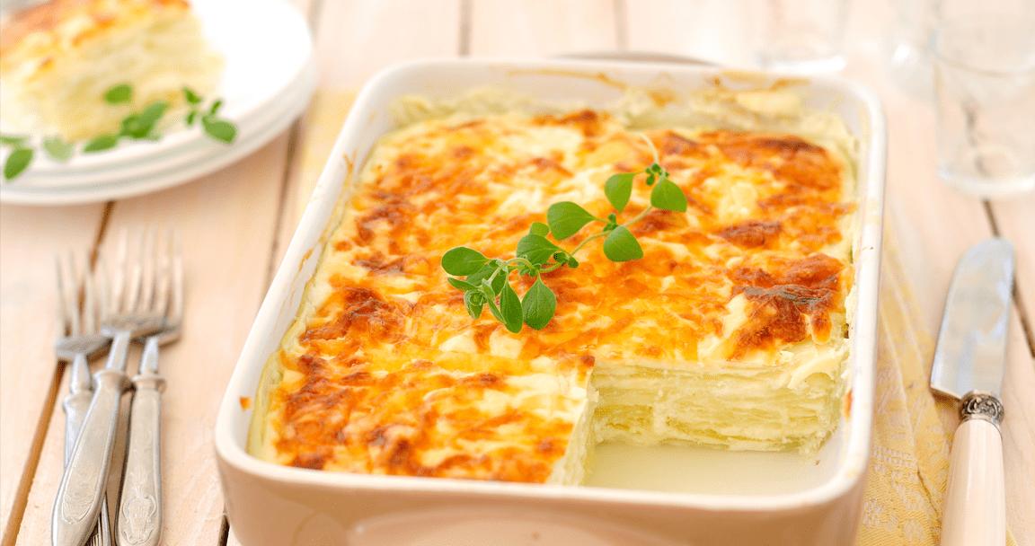 Lasagne di patate - Parmalat