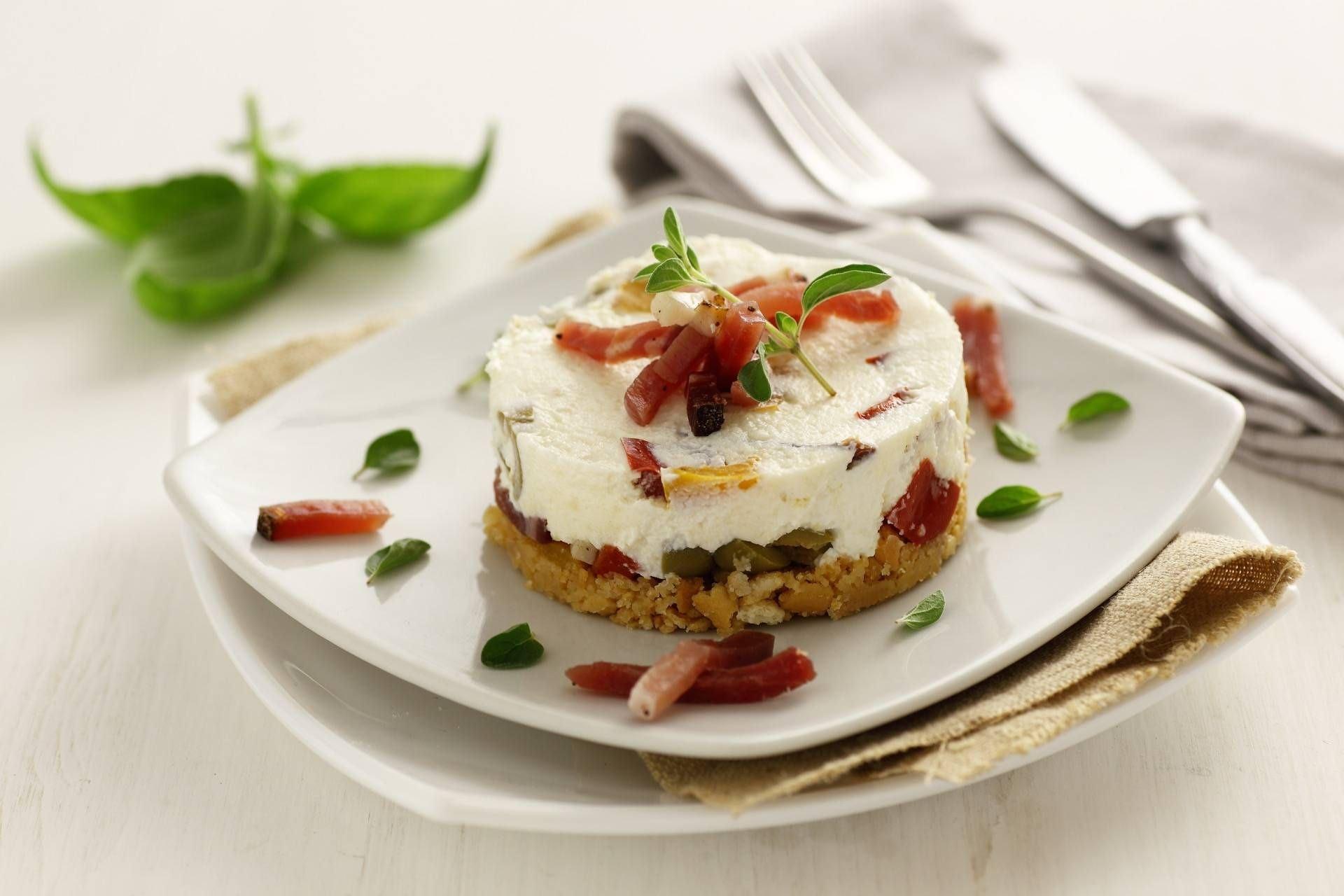 Piccoli cheesecake ai peperoni - Parmalat