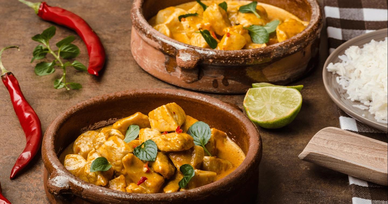 Pollo al curry senza lattosio - Parmalat