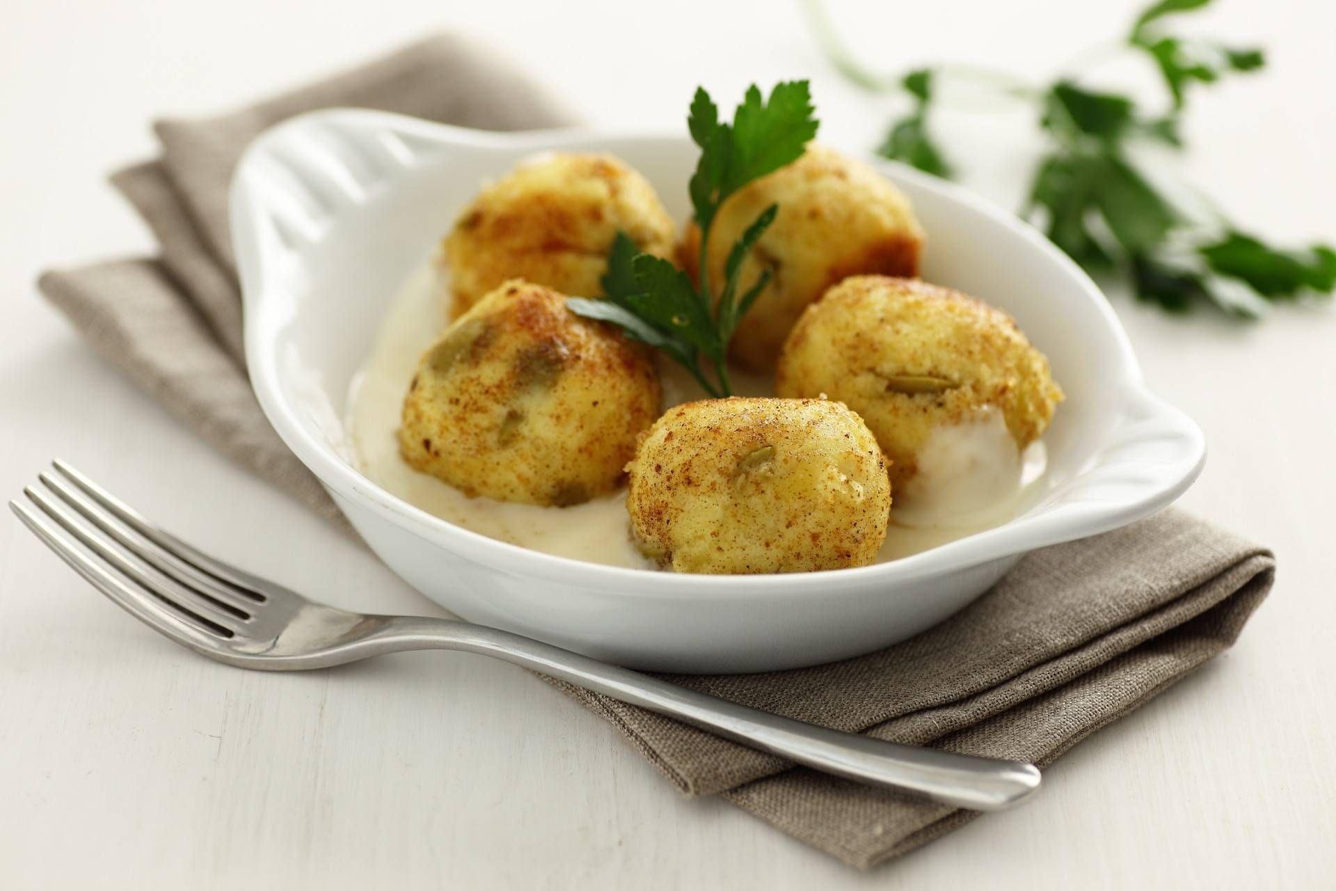 Polpette di ricotta e patate - Parmalat