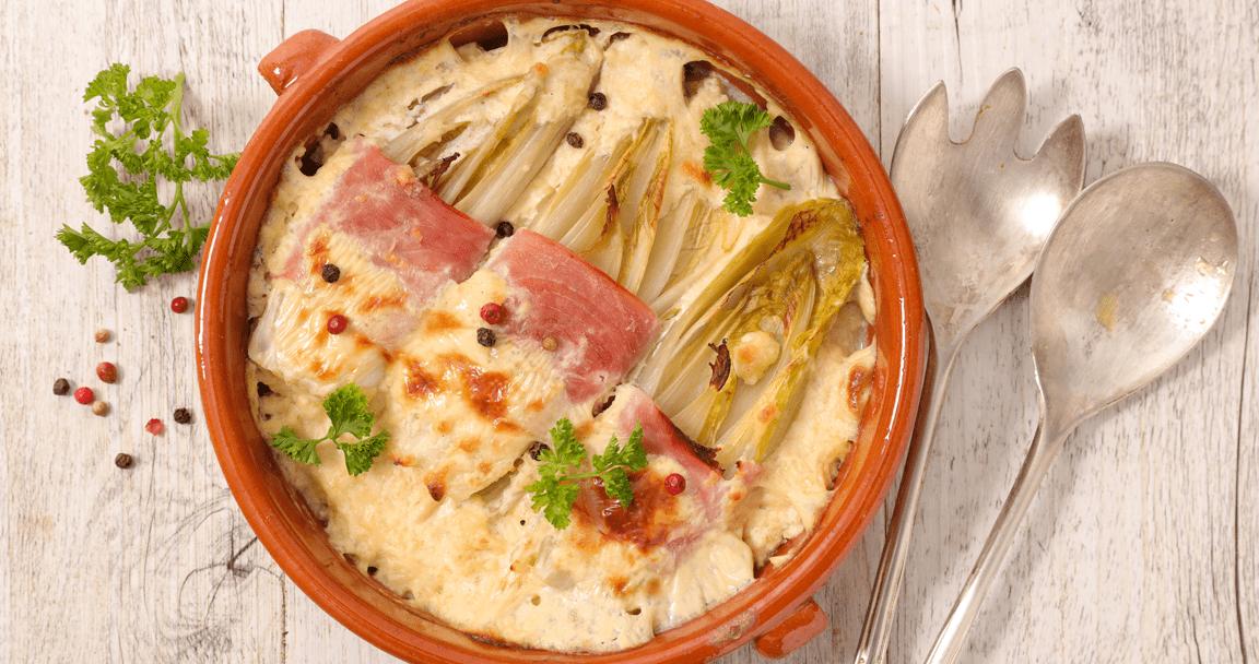 Radicchio al forno gratinato - Parmalat
