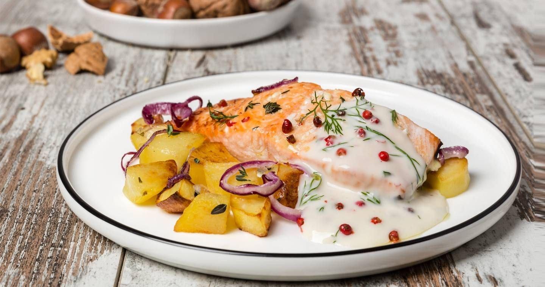 Salmone con cipolla - Parmalat