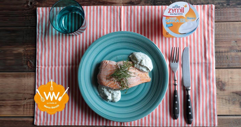 Salmone con salsa Tzatziki - Parmalat