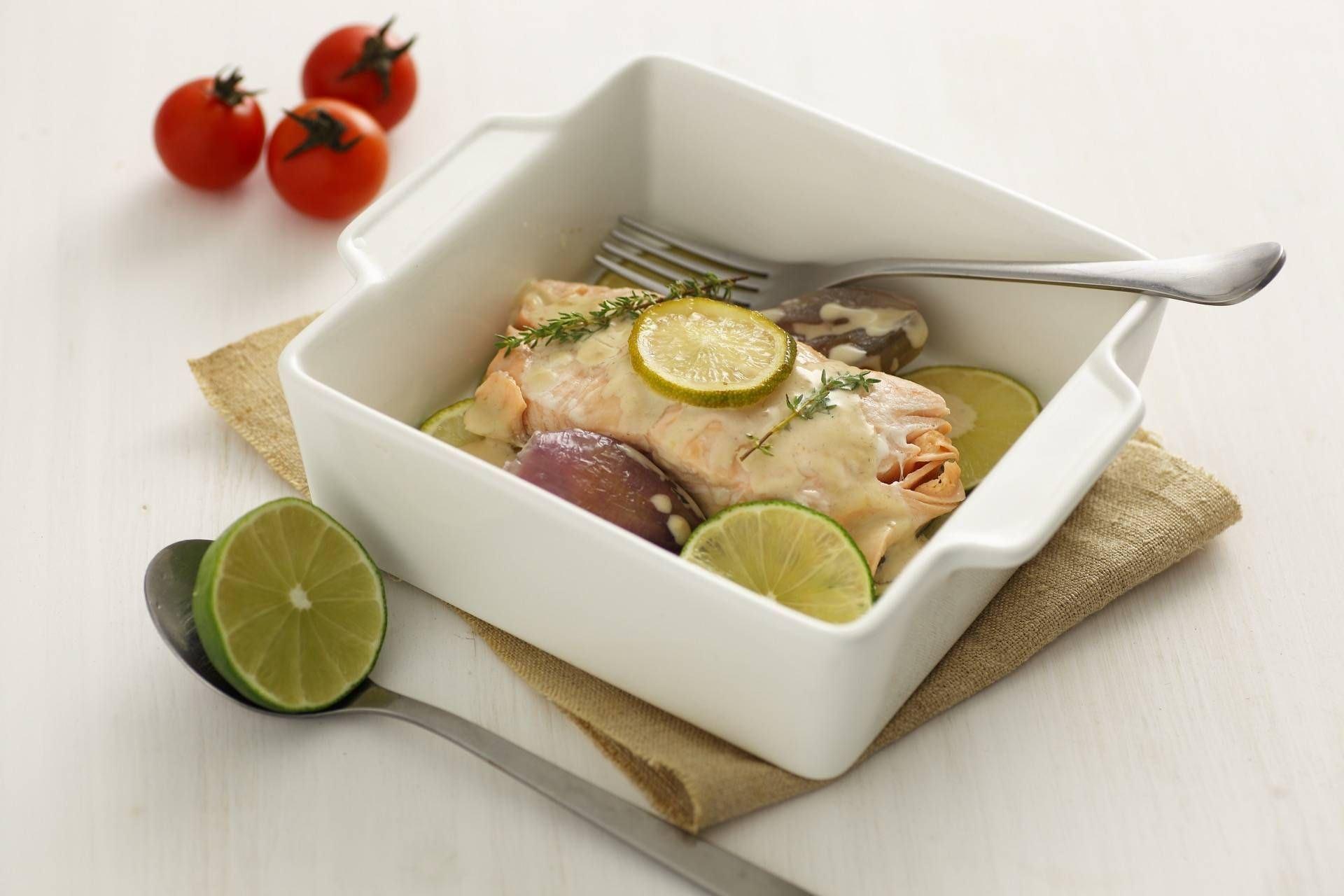 Salmone al forno - Parmalat