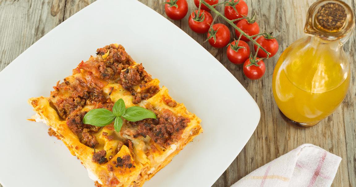 Lasagne radicchio e salsiccia - Parmalat