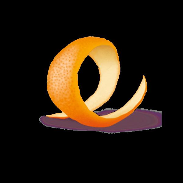 Scorza di arancia