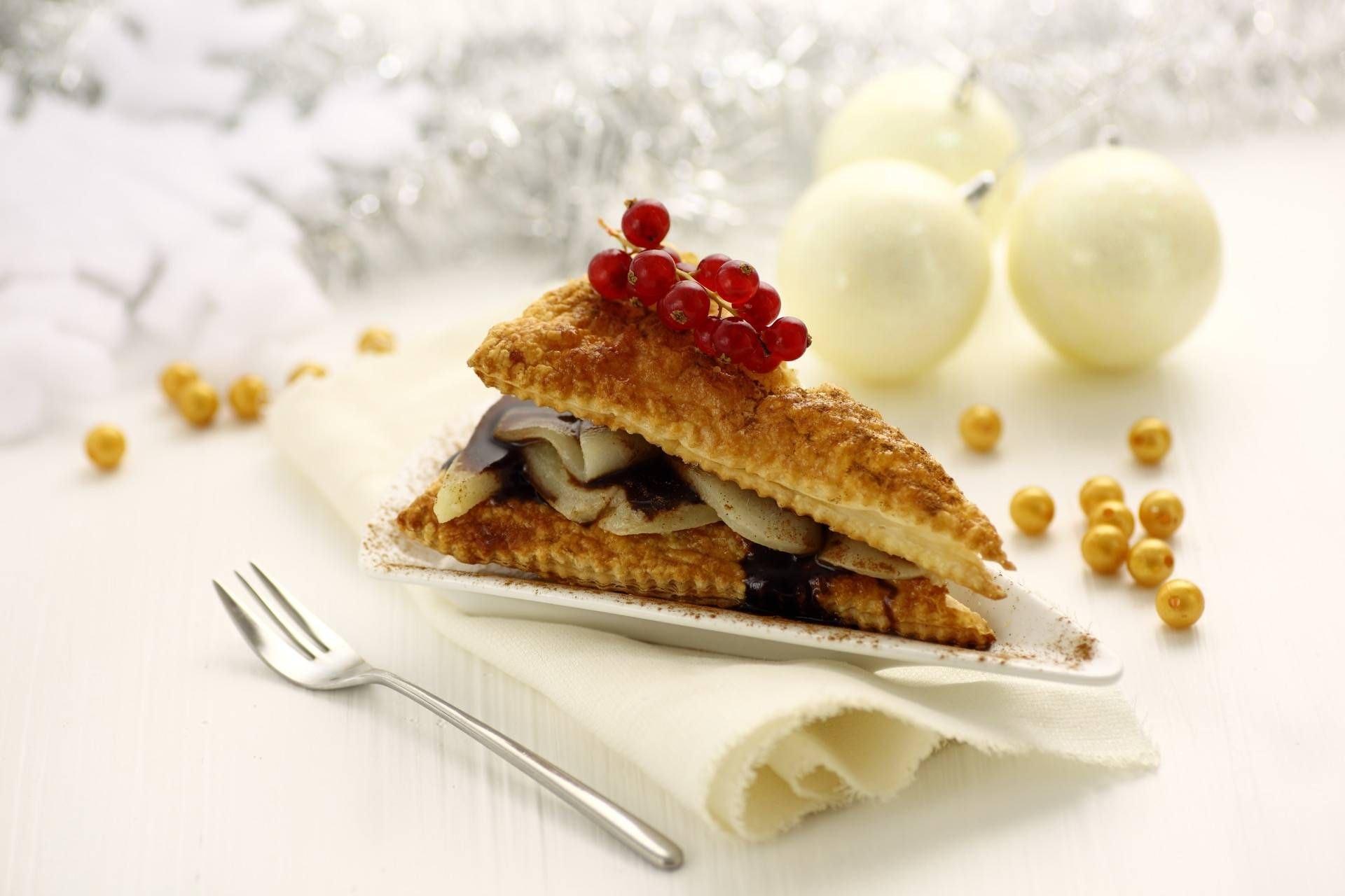 Sfoglia cioccolato e pere - Parmalat