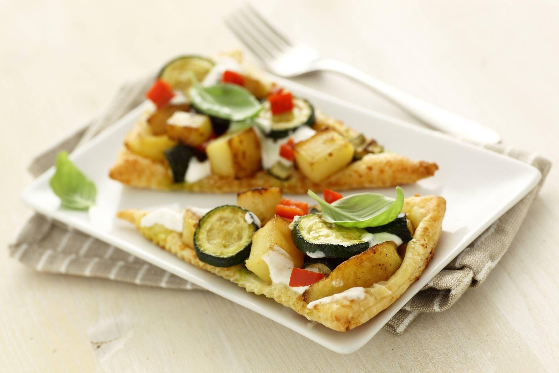 Sfogliate leggere alle verdure - Parmalat