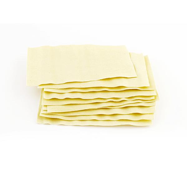 Sfoglia per lasagne senza glutine