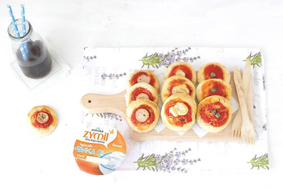 Pizzette veloci - Parmalat
